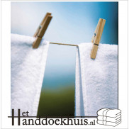 handdoek waslijn