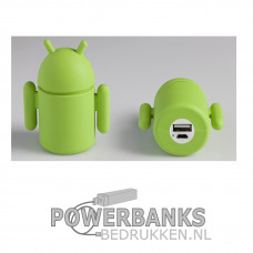 3D powerbank simpel