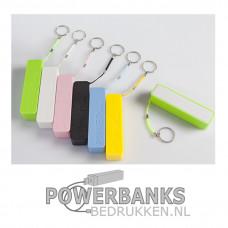 Powerbank nr4 back up lader bedrukken