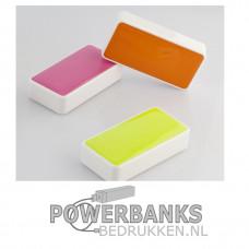 Powerbank nr5 power cell bedrukken