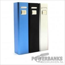 Powerbank nr1 mobiele accu bedrukken